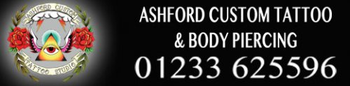 Ashford Custom Tattoo & Body Piercing Studio