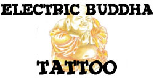 Electric Buddha Tattoo