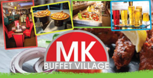 M K Buffet Village