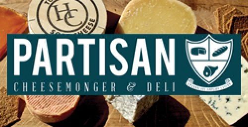 Partisan Cheesemonger and Grill