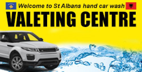 St Albans Hand Car Wash